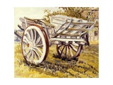 Farm Cart, Suffolk, 2012 Giclee Print by Joan Thewsey