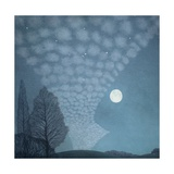 October Night, 2003 Giclee Print by Ann Brain