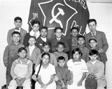 National Committee of the Youth Organization of the Communist Party of Mexico, Mexico City, 1928 Photographic Print by Tina Modotti