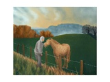 Encounter, 1992 Giclee Print by Ann Brain
