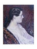 Femme Aux Seins Nus, 1907 Giclee Print by Georges Lemmen