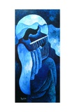 Sacred Melody, 2012 Giclee Print by Patricia Brintle