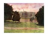 The Palace, Christiania Giclee Print by Mima Nixon