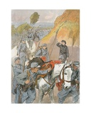 Life of Ferdinand Foch Giclee Print by Gaston Dutriac