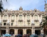 Gran Teatro de La Habana, Havana, Cuba Photographic Print