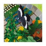 Veggie Garden, 2013 Giclee Print by Maggie Rowe