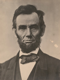 Portrait of Abraham Lincoln, November 1863, Printed c.1910 Photographic Print by Alexander Gardner