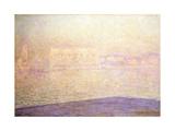 Le Palais Ducal Vu de Saint-Georges Majeur, 1908 Giclee Print by Claude Monet
