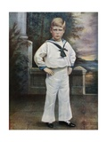 Prince Edward of York Giclee Print by  English Photographer