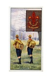 Journey Test for the 1st Class Scouts Badge, 1929 Giclee Print by  English School