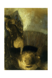 Saint Georges, c. 1905 Giclee Print by Odilon Redon