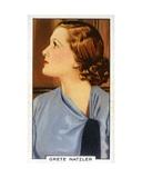 Grete Natzler, 1935 Giclee Print