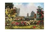 The Orangery, Laeken Giclee Print by Mima Nixon