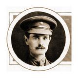 Portrait of Brigadier-General the Hon. John Frederick Hepburn-Stuart-Forbes-Trefusis, Dso… Giclee Print