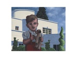 Lost Boy, 2006 Giclee Print by Christopher Noulton