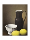 Bowl and Lemons, c.1930 Giclee Print by Felix Elie Tobeen