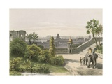Lucknow Giclee Print by  English School