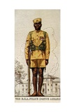British South Africa Police: Native Askari Policeman, 1938 Giclee Print