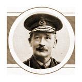 Portrait of Brigadier General J.F. Riddell Giclee Print