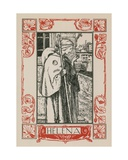 Helena, All's Well That Ends Well Giclee Print by Robert Anning Bell