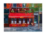 Bistro Citron, NYC, 2012 Giclee Print by Anthony Butera