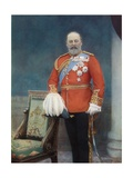 The Prince of Wales, Future King Edward VII Giclee Print by  English Photographer