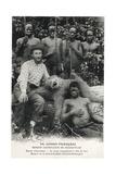 Le Singe Cynocéphale À Tête de Lion, c.1910 Giclee Print