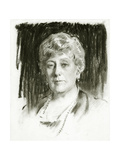 H.R.H. Princess Beatrice, 1920 Giclee Print by Reginald-Grenville Eves