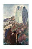 The Transfiguration Giclee Print by Corwin Knapp Linson