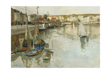 Dieppe, c.1934 Giclee Print by Fritz Thaulow