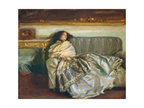 Nonchaloir (Repose), 1911 Giclee Print by John Singer Sargent