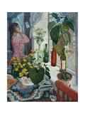 Weekend, 1912 Giclee Print by Nikolai Astrup