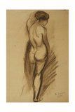 Nude, 1958 Giclee Print by Nina Ivanovna Shirokova