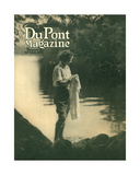 Front Cover of the 'Dupont Magazine', June 1923 Giclee Print by  American School