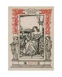 Portia, Merchant of Venice Giclee Print by Robert Anning Bell