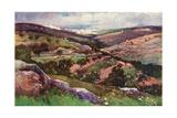 View of Bethlehem Giclee Print by Corwin Knapp Linson