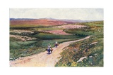 Cana from the Road to Nazareth Giclee Print by Corwin Knapp Linson