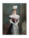 The Princess of Wales Giclee Print by  English Photographer
