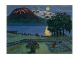 May Moon, 1908 Giclee Print by Nikolai Astrup