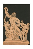 Laocoon Giclee Print by Bartolomeo Pinelli