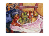 Still Life with Fruit; Nature Morte Aux Fruits, c.1912 Giclee Print by Roderic O'Conor