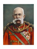 Emperor of Austria Giclee Print by  English Photographer