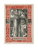 Desdemona, Othello Giclee Print by Robert Anning Bell