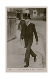 Postcard of HRH Prince Henry at Eton, Sent in 1913 Giclee Print by  English Photographer