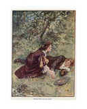 Illustration for Lorna Doone Giclee Print by Gordon Frederick Browne