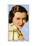 Margaret Lindsay, 1935 Giclee Print