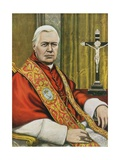 Pope Pius X Giclee Print by Tancredi Scarpelli