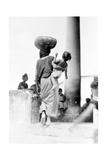 Market in Tehuantepec, Mexico, 1929 Fotografie-Druck von Tina Modotti