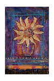 Sunflower, 2012 Giclee Print by Margaret Coxall