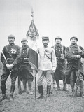 French Foreign Legion Regiment on the Western Front, 1917 Photographic Print by  French Photographer